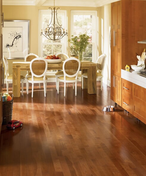 Modern Hardwood floors in Jerseyville IL from Jerseyville Carpet & Furniture Galleries