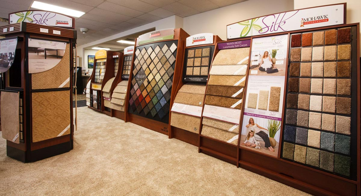 Foglio's Flooring Center Showroom in Marmora NJ