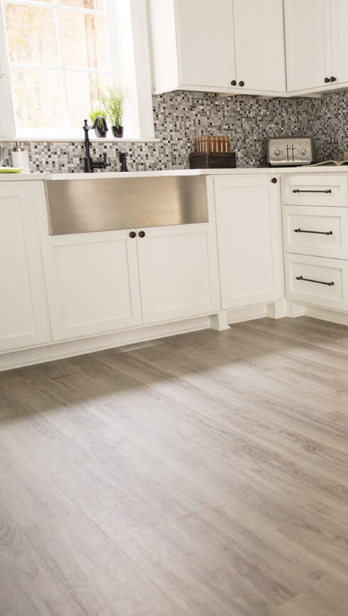 Durable luxury vinyl flooring in Marietta GA from Enhance Floors & More