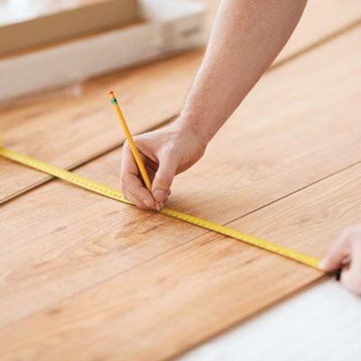 Free Flooring in home measurements in Shelburne VT
