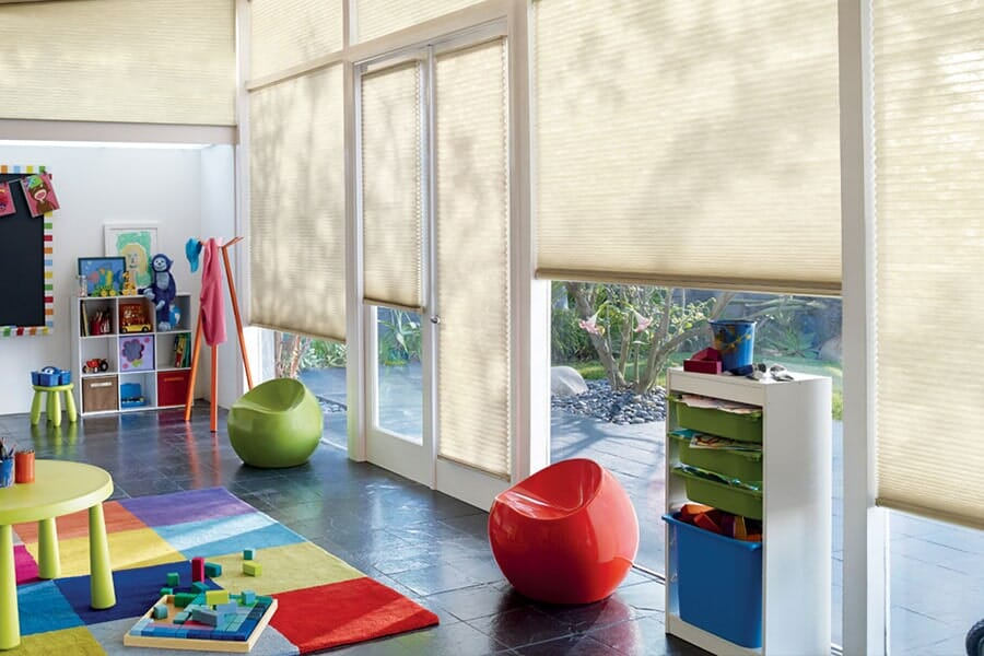Window Shades and Sheers in Marietta, GA by Enhance Floors & More