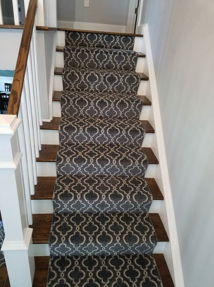 Modern stair runners in Poughkeepsie, NY