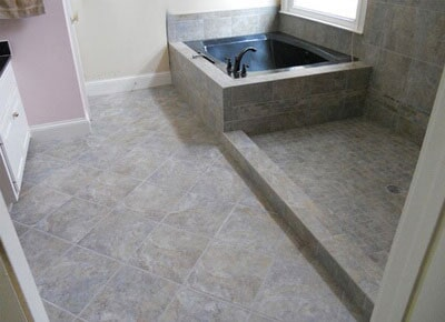 Tile photos in Kennesaw, GA from Bridgeport Carpets