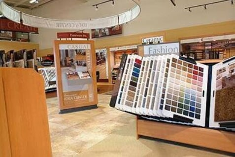 Flooring showroom in Sterling VA from FLOORware