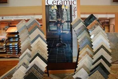 Ceramic tile selection in Ashburn VA from FLOORware