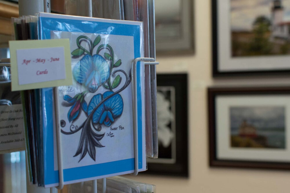 One-of-a-Kind Postcards