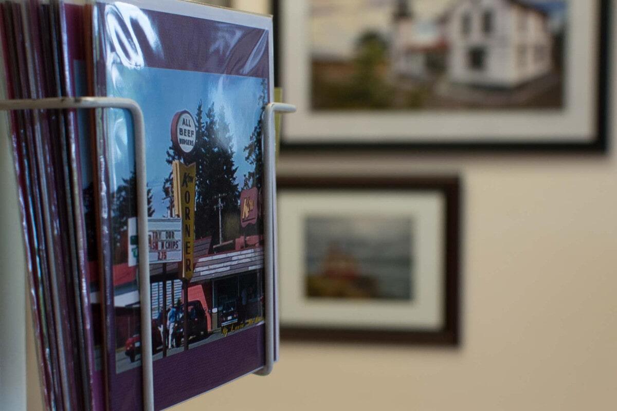 Unique Postcards