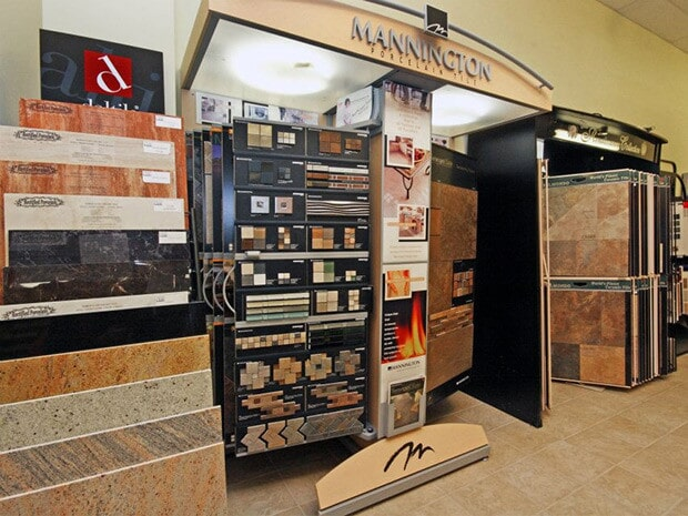 Flooring samples in Kalamazoo MI from West Michigan Carpet & Tile