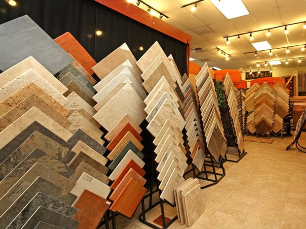 Flooring samples in Portage MI from West Michigan Carpet & Tile