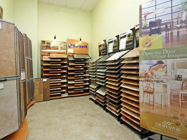 Flooring store in Paw Paw MI from West Michigan Carpet & Tile