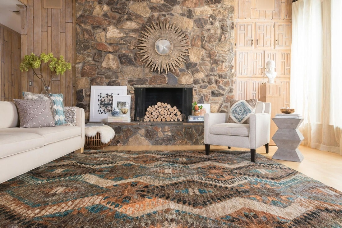 Luxury rugs in New London NH from Carpet Mill Flooring USA