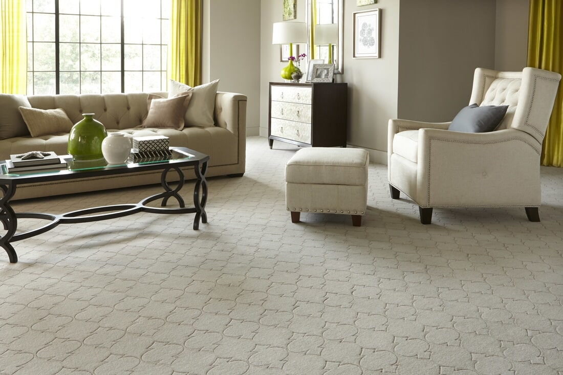 Textured carpet in Lebanon NH from Carpet Mill Flooring USA