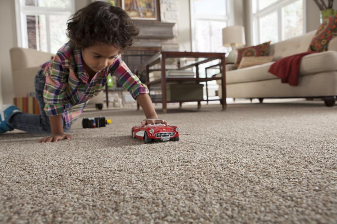Kid friendly carpet in Lebanon NH from Carpet Mill Flooring USA