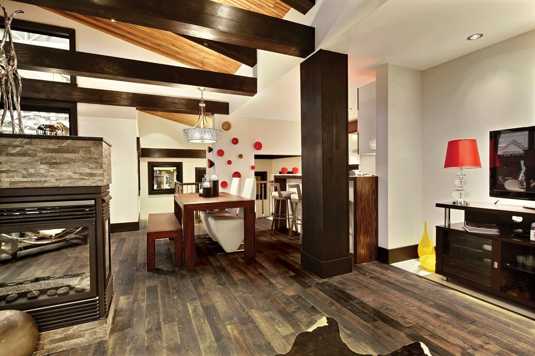 Luxury hardwood floors in Lebanon NH from Carpet Mill Flooring USA