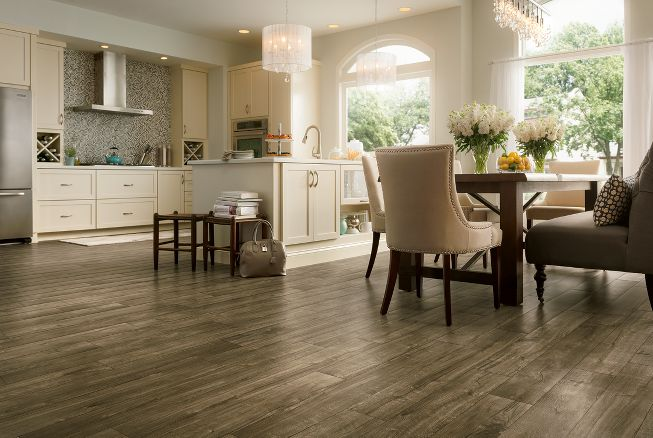 Luxury hardwood floors in Grafton NH from Carpet Mill Flooring USA