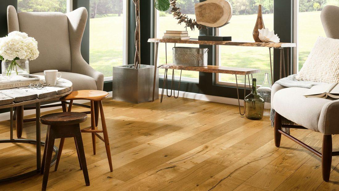 Modern hardwood floors in New London NH from Carpet Mill Flooring USA