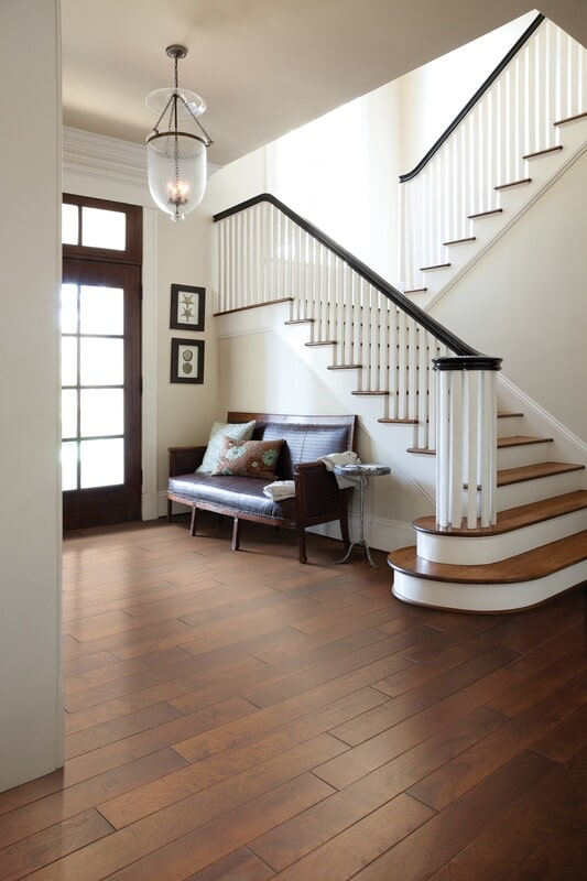 Classic hardwood floors in New London NH from Carpet Mill Flooring USA