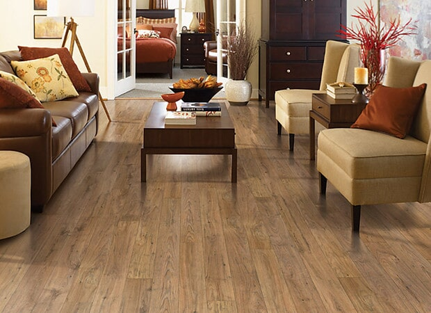 Wood look laminate floors in Grafton NH from Carpet Mill Flooring USA