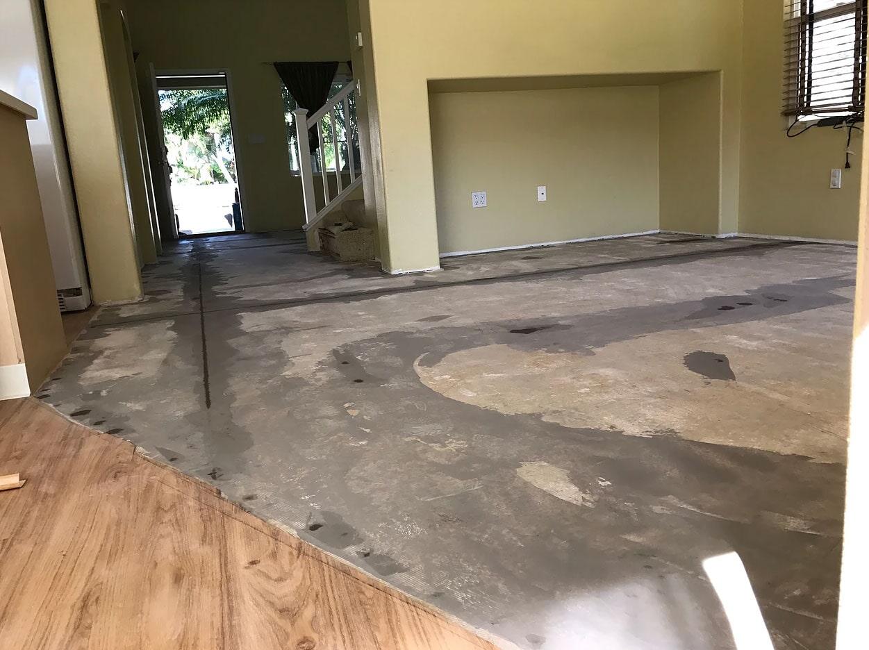 Flooring work in Waipahu HI from Bauer Flooring & Tile
