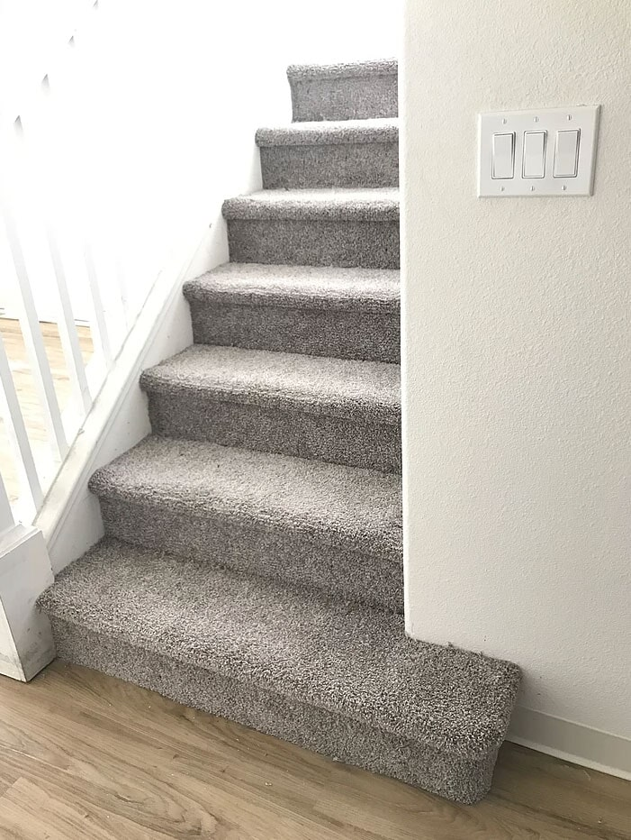 Carpet stairs in Kapolei HI from Bauer Flooring & Tile