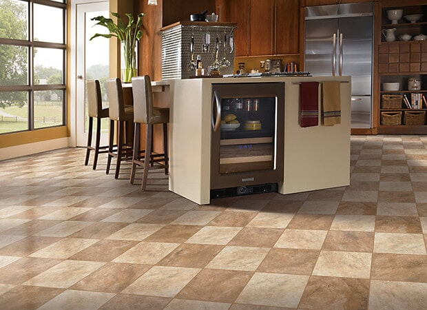 Kitchen in Lebanon NH from Carpet Mill Flooring USA