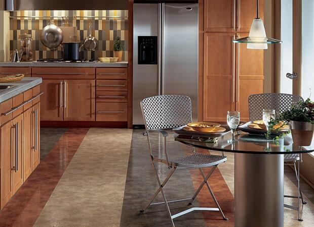 Luxury vinyl floors in Grafton NH from Carpet Mill Flooring USA