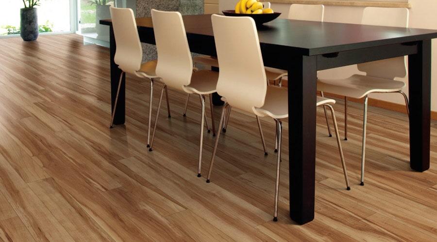 Wood look luxury vinyl floors in New London NH from Carpet Mill Flooring USA