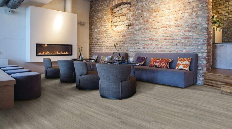 Wood look luxury vinyl floors in Lebanon NH from Carpet Mill Flooring USA