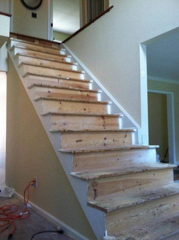 Staircases in Washington NJ from Washington Flooring