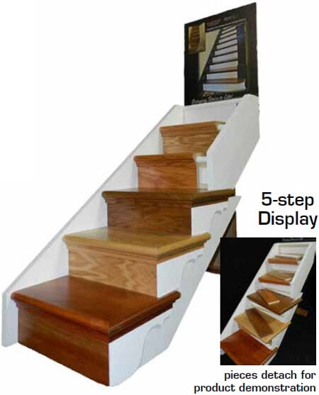 Luxury staircases in Hackettstown NJ from Washington Flooring