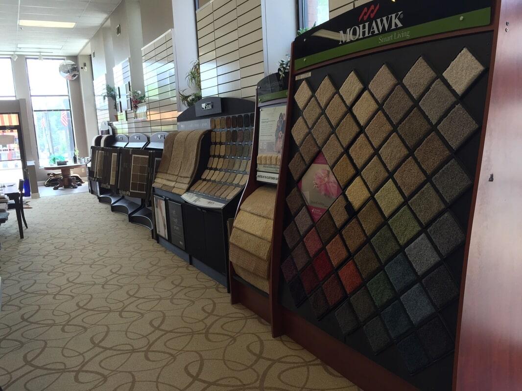 Carpet samples in Clinton NJ from Washington Flooring