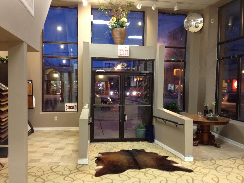 Flooring showroom in Washington NJ from Washington Flooring