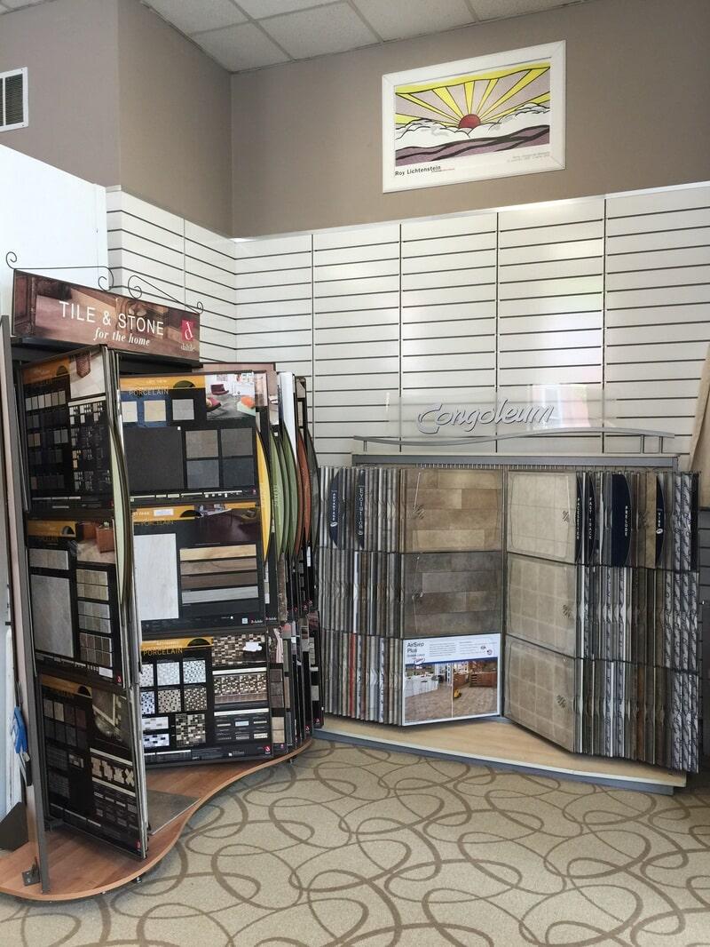 Flooring store in Clinton NJ from Washington Flooring