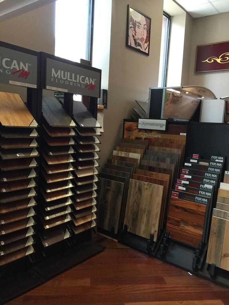 Hardwood floors in Califon NJ from Washington Flooring