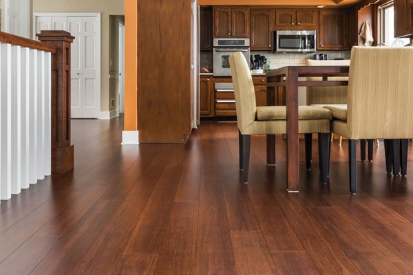 Bamboo floors in Clinton NJ from Washington Flooring