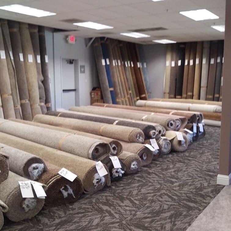 Carpet selection in Rancho Cordova CA from Marsh's Carpet
