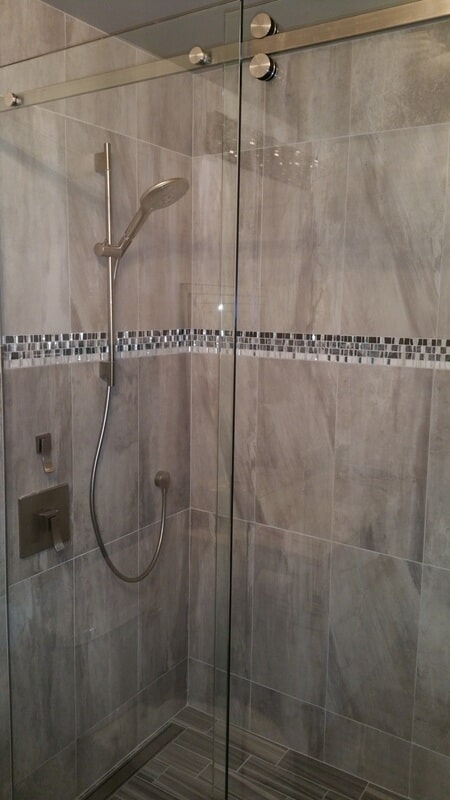 Bathroom work in Tampa FL from Relo Interior Services