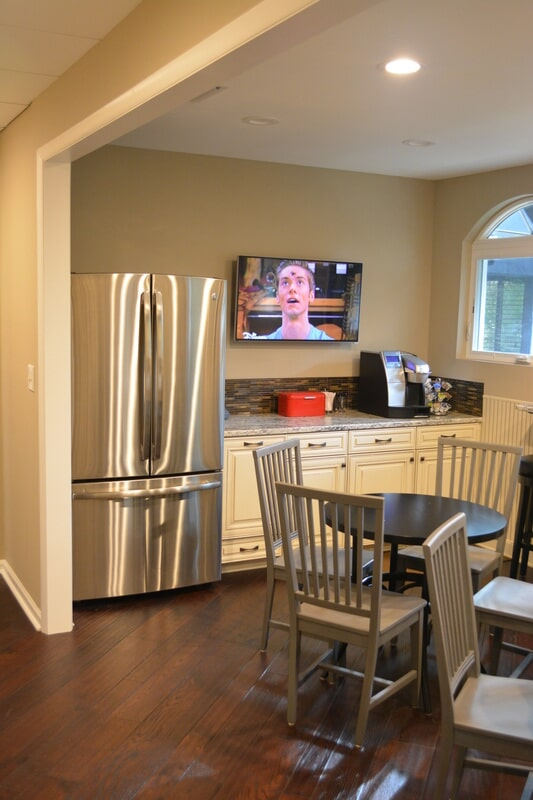 Kitchen remodel in Tampa FL from Relo Interior Services
