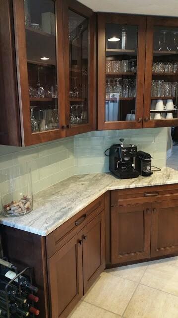 Kitchen in St. Petersburg FL from Relo Interior Services