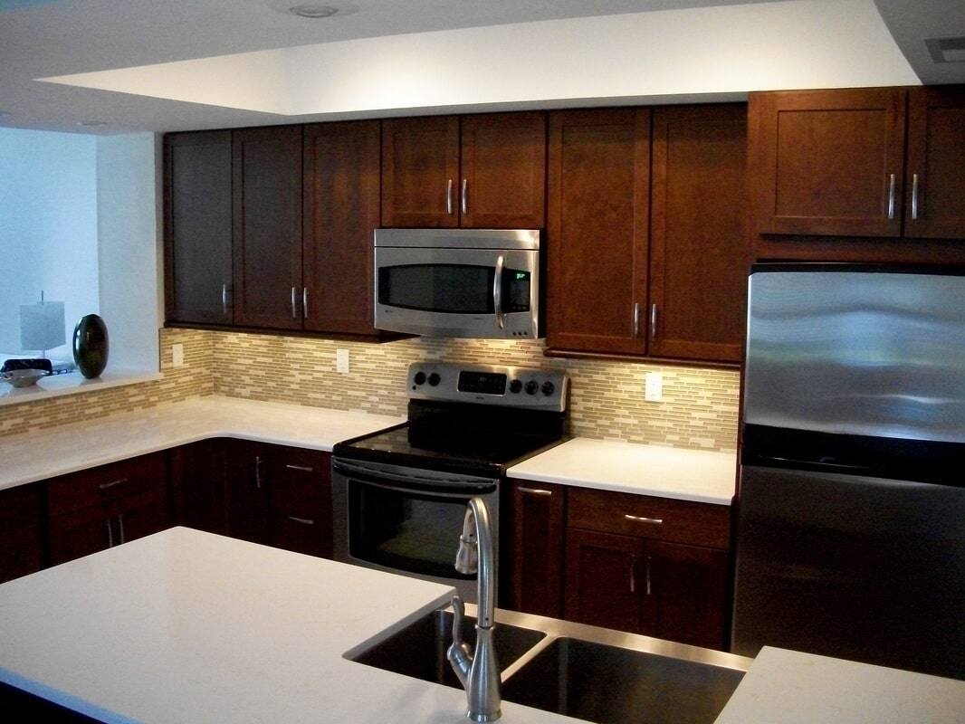 Kitchen in Tampa Bay FL from Relo Interior Services