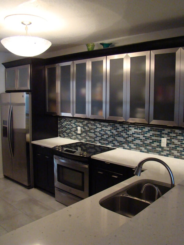 Luxury kitchen remodel in Tampa FL from Relo Interior Services