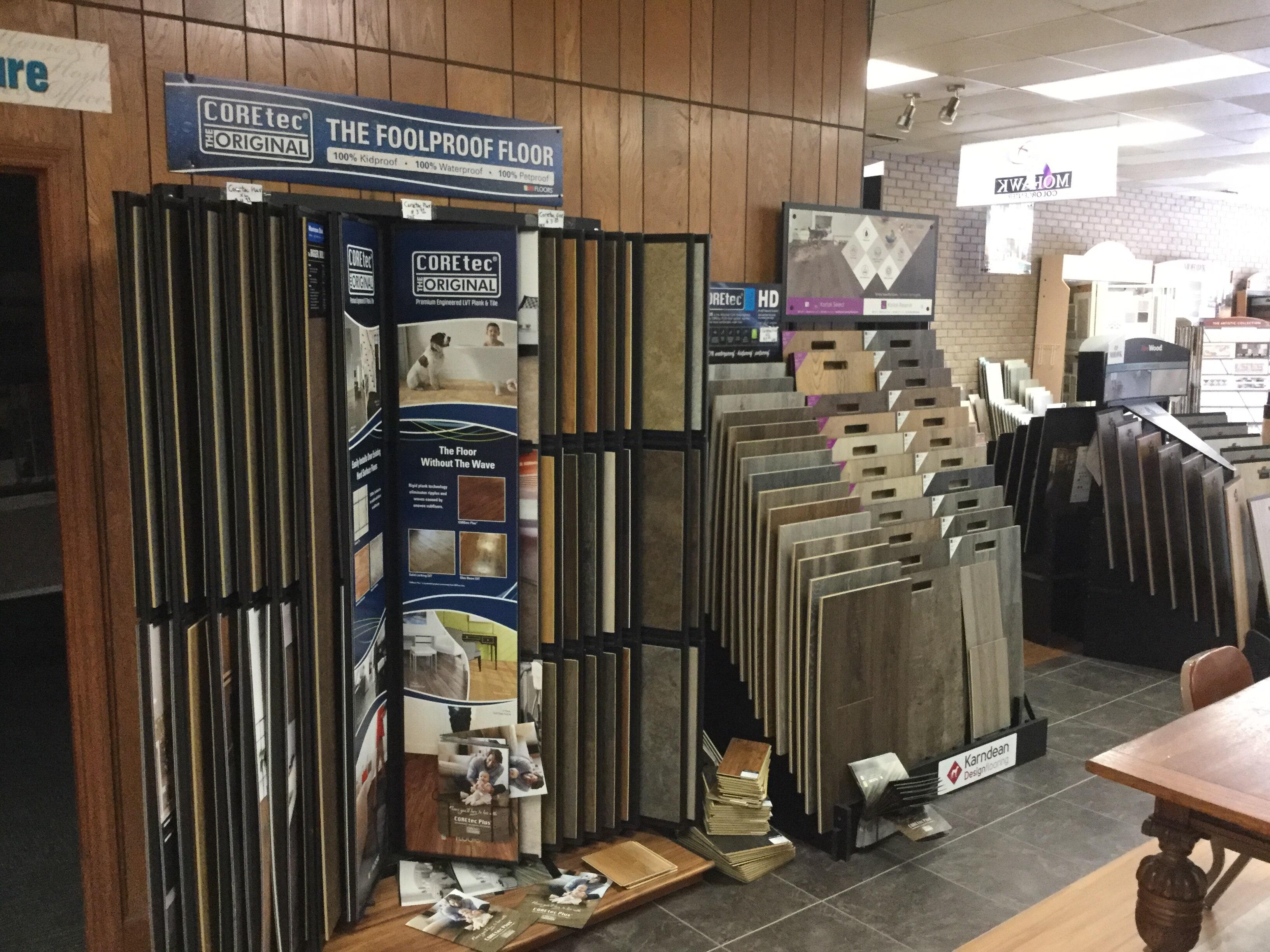 Hardwood floor store in Loris,  SC - WF Cox Company