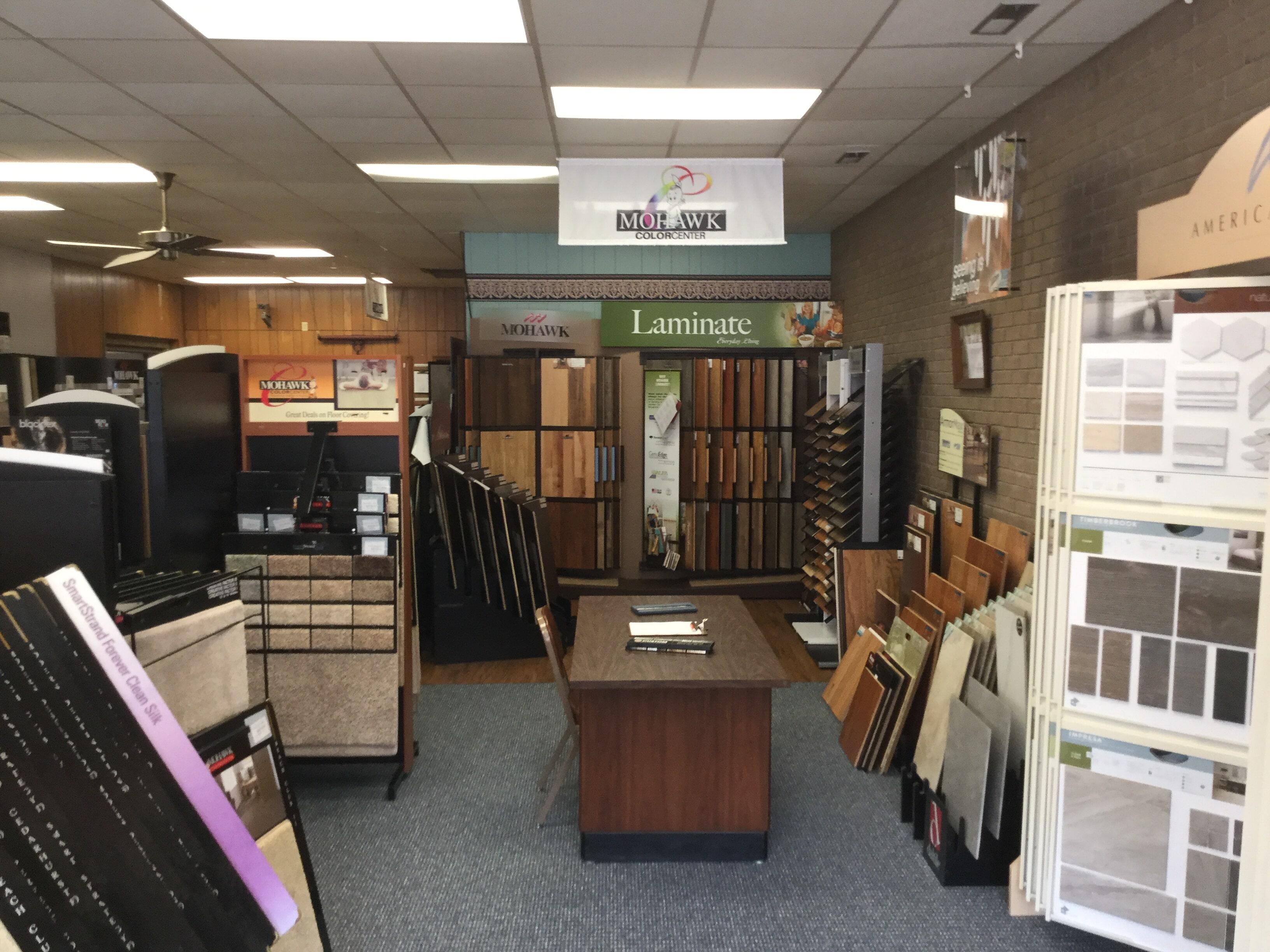 Laminate floor store near Aynor,  SC - WF Cox Company