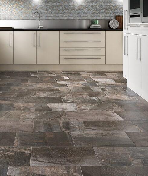 Luxury tile in Fremont MI from Herb's Carpet & Tile