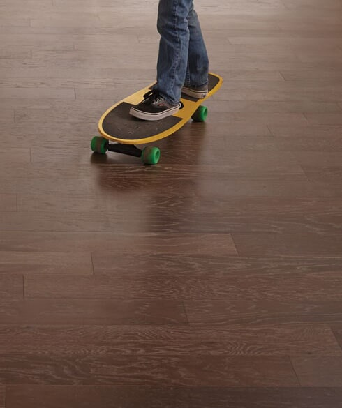 Durable Hardwood Flooring in Sarasota from Floors Your Way by the Pad Place