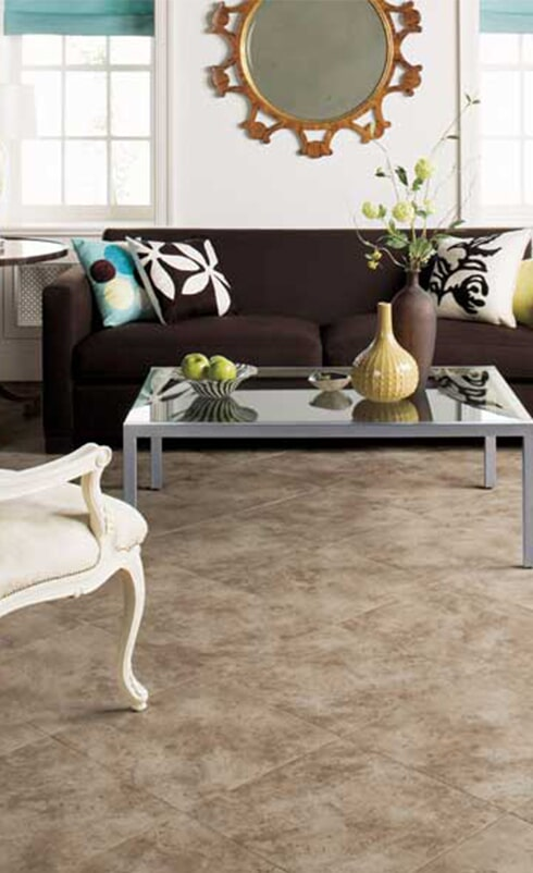 Tile Flooring in Sarasota from Floors Your Way by the Pad Place