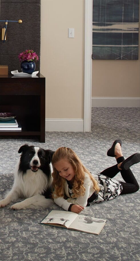 Family-friendly carpet in Moscow ID from Carpet Mill