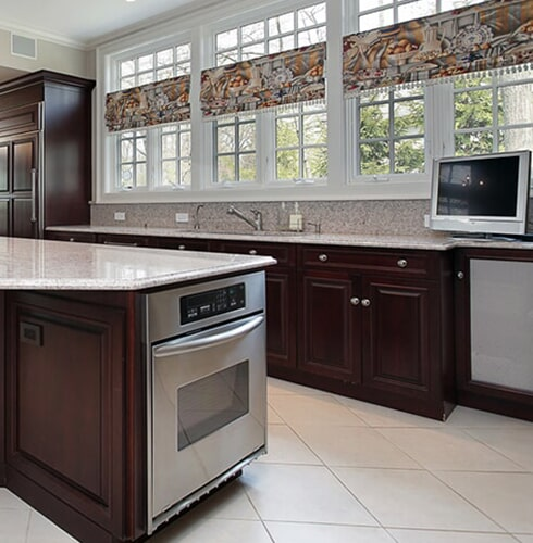 Luxury tile in Panama City FL from Carpet Connection