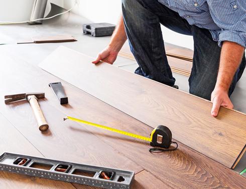 Your trusted Lewisville, TX area flooring contractors - Big Deal Flooring