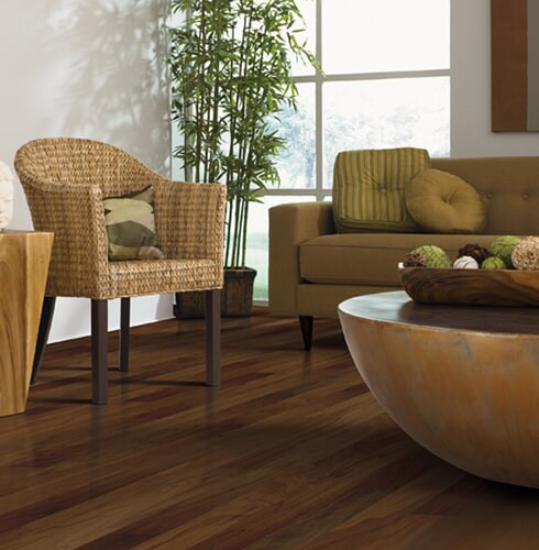 Solid hardwood flooring in Maple Grove MN from Town & Country Carpet and Floor Covering